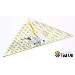 Quick triangle ruler (Omnigrid-Prym) 16,5 x 16,5cm - 1pcs