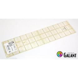 Universal ruler with grid (Omnigrid-Prym) 6 x 24 Inch - 1pcs