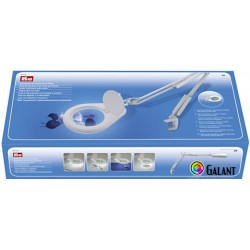 Magnifying glass with lamp (Prym) - 1pcs