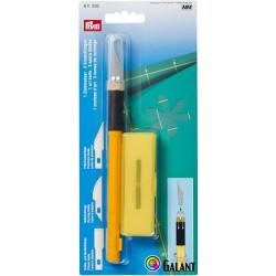 Art knife - 3 spare blades (Prym) - 1pcs/card