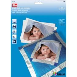 Creative fabric - printable (Prym) - 5pcs/box