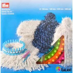 Knitting ring set (Prym) - 4pcs/box