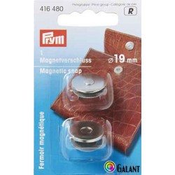 Magnetic snap (Prym) - 1pcs/card