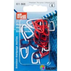 Stitch markers (Prym) - 21pcs/card