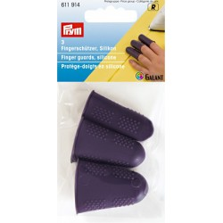 Heat-Proof Finger Guards (Prym) - 3pcs/card