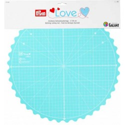 Cutting mat 25 cm rotating PRYM LOVE (Prym) - 1ks