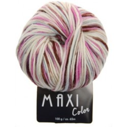 Knitting yarn Maxi Color - 100g