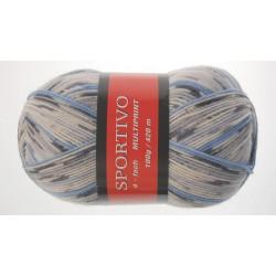 Sock Knitting Yarn Sportivo - 100g