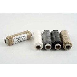 Linen threads (TEX40x3) - 50m/spool