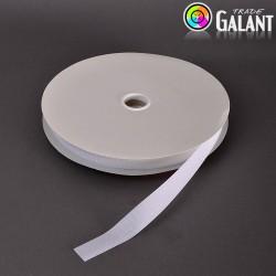 Velcro 25mm - colour: 990 (white) - Hooks  - 25m/roll