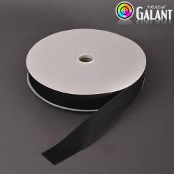 Velcro 38mm - colour: 170 (black) - Hooks - 25m/roll