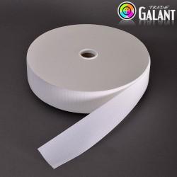 Velcro 50mm - colour: 990 (white) - Hooks  - 25m/roll
