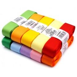 Taffeta Ribbon (117 236 254) 25mm - 10m/bunch