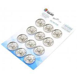 Brass Snap Fasteners 30mm - 12pcs/card - 6card/box (1/2grs.)