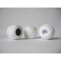 Cotton Embroidery Yarn Perlovka - 10g