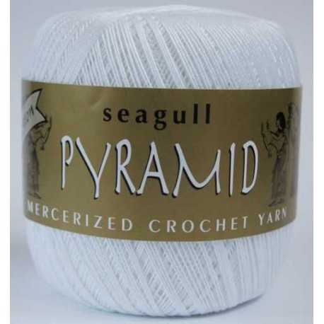 Crochet Yarn Pyramid (Maxi) - 100g