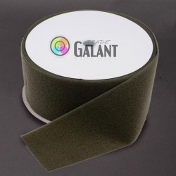 Velcro 107mm - colour: 140 (olive) - Loops - 25m/roll