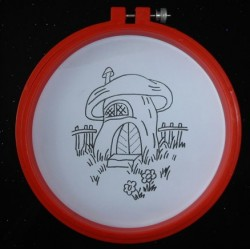 Embroidery Kit for Children - 33 - 1pcs