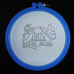 Embroidery Kit for Children - 36 - 1pcs