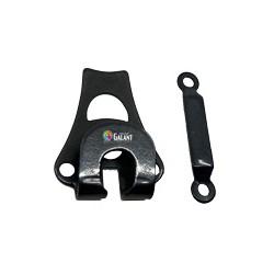 Steel Trouser Hooks 40259 - black oxide - 1gros(144pcs)/box