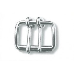 Saddlery Buckles 40 - 4229000 - nickel plated - 50pcs/box