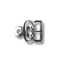 Shoe Buckles - 3361100 (40456/18) - nickel plated - 1000pcs/box
