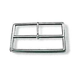 Belt Buckles 40595/55 - nickel plated - 144pcs/box