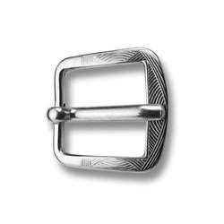 Belt Buckles 3573/25C hardened - nickel plated - 144pcs/box