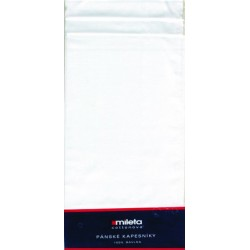 Mens handkerchiefs GERE 352-6-WH - 6pcs/polybag