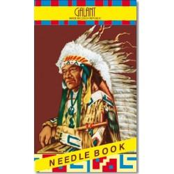 Needles map - Indian - 72maps/box