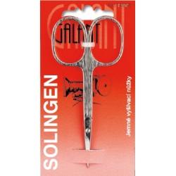 "Delicate embroidery scissors ""Solingen"" - 1 pcs/card"