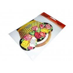 Needles map - Basket - 1pcs/polybag with card
