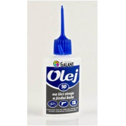 Oil for Sewing Machines 50ml - 1pcs